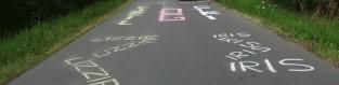 Creatieve fans in Thuringen!