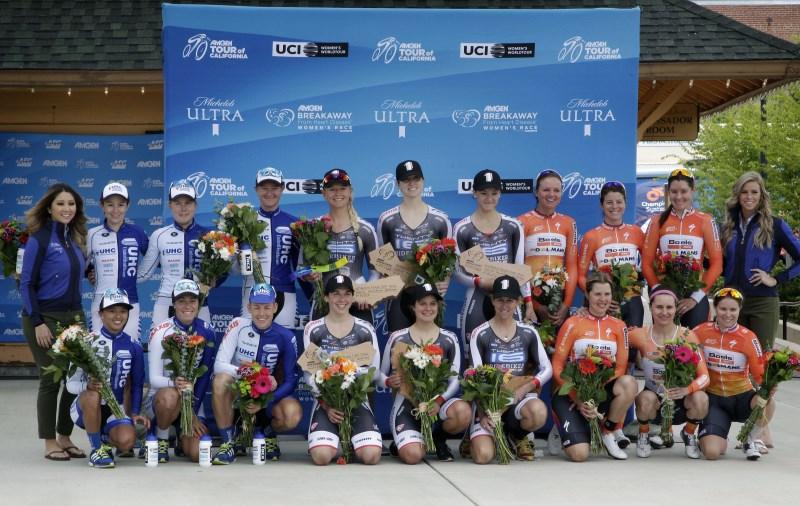 stage-2 ATOC WomenÕs Race